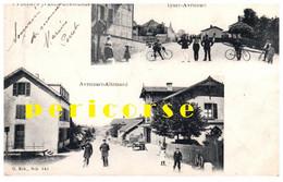 54  Igney Avricourt  Frontière Franco Allemande - Other Municipalities