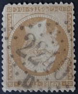 21 Déf (cote 10 €) Obl GC 2240D Marseille-St Marcel (12 Bouches Du Rhone ) Ind 16 ; Frappe Très Nette - 1849-1876: Classic Period