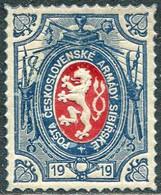 Russia Civil War 1919 Siberia Czechoslovak Legion Czech Lion**Sibirien Russland Bürgerkrieg Sibérie Russie Guerre Civile - Siberië En Het Verre Oosten