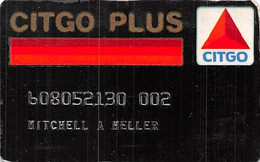 Citgo Credit Card - Credit Cards (Exp. Date Min. 10 Years)