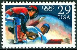UNITED STATES OF AMERICA 1992 OLYMPIC BASEBALL** (MNH) - Ungebraucht