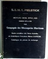 Er2.a- MARION DUFRESNE 1 Messageries Maritimes 1972 TAAF Moteur Diesel ACH Havre Paquebot Ravitailleur Cargo - Non Classificati