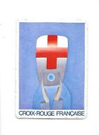 Publicité - Autocollant - CROIX ROUGE FRANCAISE - - Adesivi