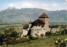 Schloß Vaduz - Fürstentum Liechtenstein (900) * 24. 5. 1958 - Liechtenstein