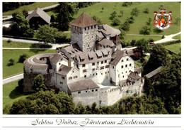 Schloss Vaduz - Fürstentum Liechtenstein (261) - Liechtenstein