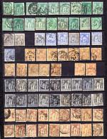 France, Lot De Différants Timbres  Type SAGE Pour Chercher Des Types, Cancellation, Papier, Etc Lot 80215 - Collezioni