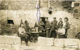 Allemande Carte Photo - Rar ! Soldaten Mit Grammophon - Belle Carte Photo - . WW1 WWI - 1914-18