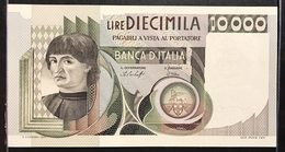 ITALIA 10000 Lire Del Castagno 30 10 1976 Fds   LOTTO 2401 - 10000 Lire