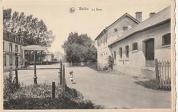 BELGIQUE - WELLIN :  La Gare - Wellin