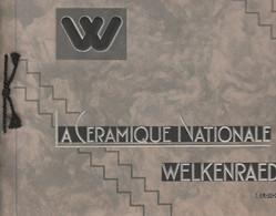 WELKENRAEDT CERAMIQUE NATIONALE - 1950 - ...