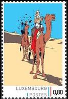Timbre Privé** - Tintin / Kuifje - Milou / Bobbie - Le Crabe Aux Pinces D'or / De Krab Met De Gulden Scharen - Film