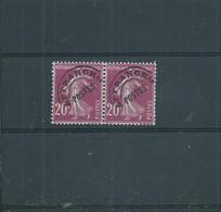 FRANCE - PRÉOBLITÉRÉ - TYPE SEMEUSE N°55 NSG Petit T - 1893-1947