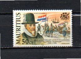 Timbre  Oblitére De L'ile Maurice - Mauritius (1968-...)
