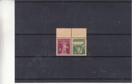 Suisse - Yvert 198 - 200 ** - Tête Bêche - - Tete Beche