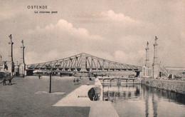 CPA - OSTENDE - Le Nouveau Pont  ... - Oostende