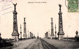 CPA - OSTENDE - Vue Sur Le Pont  ... - Oostende