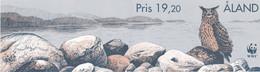 Aland 1996 C 109 ** Protection De La Faune Hibou Grand Duc - Ålandinseln