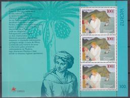 MADEIRA  Block 16, Postfrisch **, Europa CEPT: Sagen Und Legenden, 1997 - Madeira