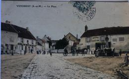 VENDREST (S.-et-M.) —La Place - Sonstige Gemeinden