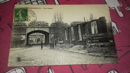 CARTE HAZEBROUCK PONT ROMMEL1923 - Hazebrouck