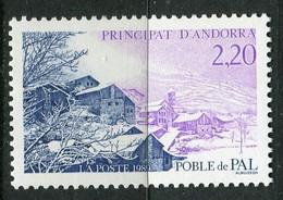 ANDORRE ( POSTE ) : Y&T N°  377  TIMBRE  NEUF  SANS  TRACE  DE  CHARNIERE , A  SAISIR . - Ungebraucht