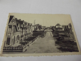 Cpa  Mariakerke Bains Avenue Des Chardons - Oostende