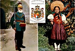 Fürstentum Liechtenstein - 2 Bilder - Liechtenstein