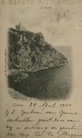 Livorno - Italy // IL Romito 1900 With Stamp - Livorno