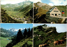 Malbun Augstenberg - 4 Bilder (1489) * 12. 8. 1982 - Liechtenstein