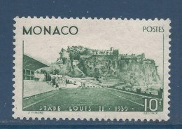 ⭐ Monaco - YT N° 184 - Neuf Sans Charnière - 1939 ⭐ - Nuevos