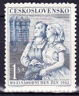 ** Tchécoslovaquie 1952 Mi 721 (Yv 621), (MNH) - Nuevos