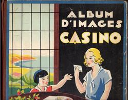 Album Chromo - 082 - Album D'images CASINO 1937 - Sonstige