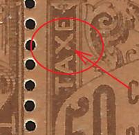 QZ-/-071-. BLOC De 10 Du TAXE N° 17c,  * * , Avec X De TAXE Brisé , COTE 60.00 €, VOIR LES IMAGES POUR DETAILS - Variedades Y Curiosidades