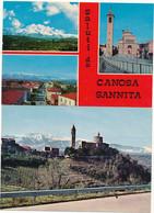 ANNI 80 CANOSA SANNITA 2 CARTOLINE NUOVE - Chieti