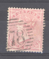 0gb  0032  -  GB  :  Yv  18  (o)     Grande Jarretière - Usados