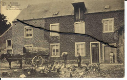 Environs De GEMBLOUX - BOSSIERES. Le Moulin Dalvaux (avec Attelage E. GOFFIN) - Gembloux