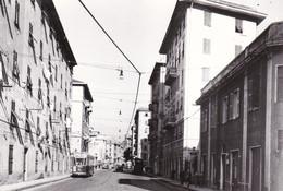 GENOVA BOLZANETO - VIA COSTANTINO RETA - FILOBUS / TRAM - Genova (Genoa)
