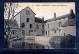 45. Bonny Sur Loire. Moulin De La Gombarderie - Other Municipalities