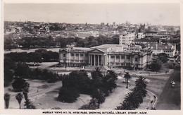 4841  84 Sydney, Hyde Park Showing Mitchell Library  1951 - Sydney