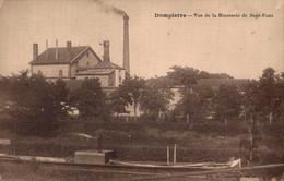 03 DOMPIERRE Sur BESBRE    RARE  CPA  Vue De La Brasserie De Sept-Fons - Otros Municipios