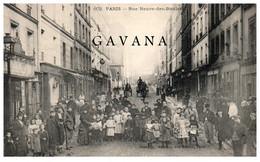 75 PARIS - Rue Neuve-des-Boulets - Altri