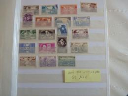 France Année 1940 Obl Et Neufs Charnières Cote 113 Euros - 1940-1949