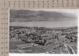 Yverdon Et Le Lac De Neuchâtel - Vue Aérienne - VD Vaud