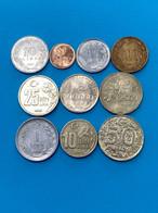 10 Pièces De Turquie Différentes / Collection - Lots & Kiloware - Coins