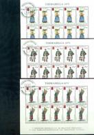 België 1789-1794 In Vel Van 10 Cote €57,50 Perfect (2 Scans) - Volledige Vellen