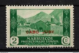 CABO JUBY **68 Nuevo Sin Charnela. - Cabo Juby