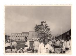 "12819 "" MOTORADUNO A LOSANNA -5/6 GIUGNO 1959 "" VERA FOTO - Plaatsen"