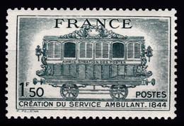FRANCE 1944 YT 609 ** - Nuovi