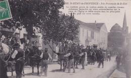 Bouches-du-Rhône - Saint-Rémy-de-Provence - Fête Provençale De St-Eloi - Saint-Remy-de-Provence