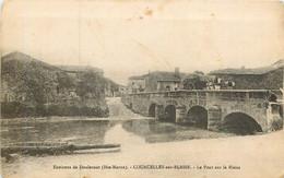 COURCELLES SUR BLAISE Le Pont Sur La Blaise - Andere Gemeenten